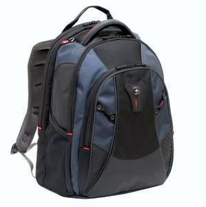 Wenger 600632 MYTHOS 16 Inch / 41 cm Laptop Backpack £19.14 (Prime) / £23.89 (non Prime) @ Amazon