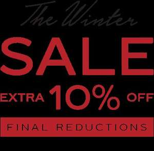 Extra 10% Off Sale Prices at Reiss