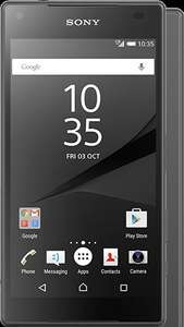 Sony Xperia Z5 Compact £299.99 SIM FREE at Mobilephonesdirect
