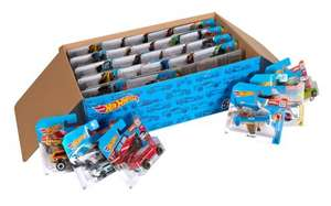 Hot Wheels 50 car pack; from 69.99 to 37.99 @ Amazon