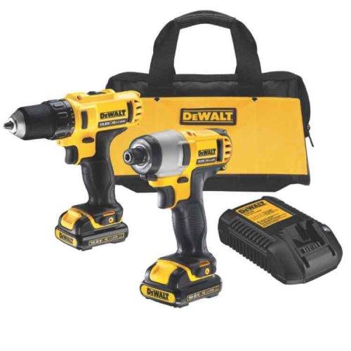 DeWalt Impact driver & drill combo £113 @ B&Q
