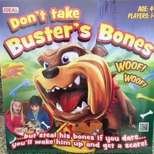 Don't Take Buster's Bones game Instore  £4.62 @ Tesco Craigavon