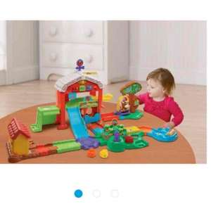 Vtech Toot Toot Animals Farm £10 @ Tesco Direct