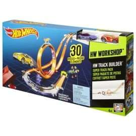Hot Wheels Track Builder Super Track Set was £40 now £10 @ Tesco direct free c&c