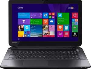 Toshiba L50 15.6 Inch i3 8GB 1TB Laptop - Brand New Black  £233.99 @ Argos/ebay