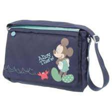 Obaby Changing Bag Mickey Navy was £17.99 now £6.75 @ tesco direct