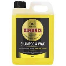 Simoniz Car Shampoo and Carnauba Wax 5 Litres £4.74 @ Costco