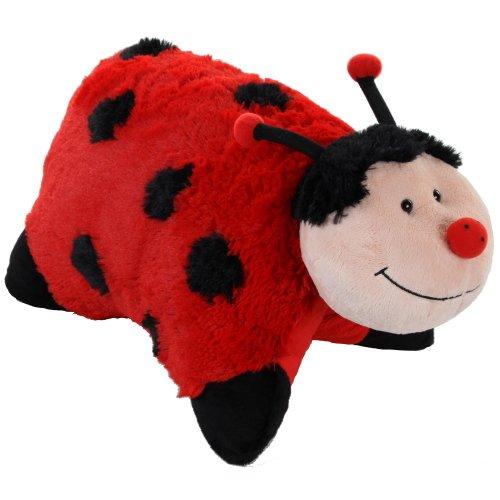 ** Pillow Pets Ladybird Soft Toy just £5 @ Tesco Direct (Free CnC) **