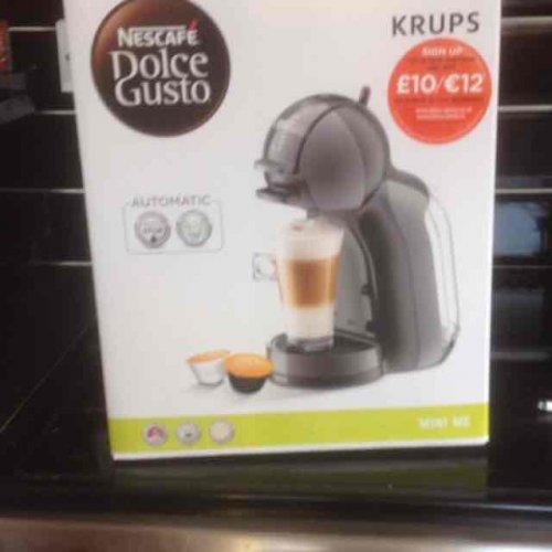 Nescafé dolce gusto automatic £29.99 + £5.75 del @ Home & Cook