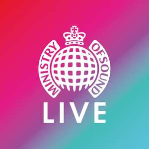 Ministry of Sound LIVE – the free non-stop music streaming experience.  iOS/Android