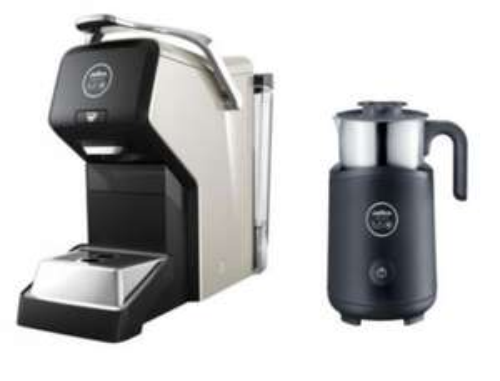 Lavazza Espresso Machine LM3100 WITH Milk Frother Half Price £34.50  @ Tesco Direct