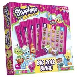 Shopkins Big Roll Bingo now £3.25 at Tesco Direct