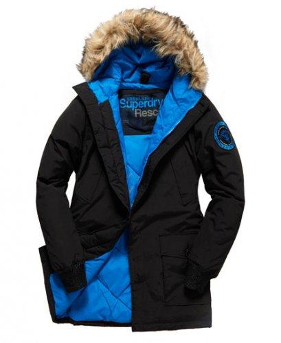 Superdry Everest Coat Parka WAS £134.99  now £54.99 @ Superdry