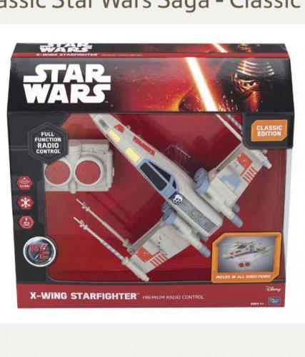 classic Star Wars saga - classic RF X-Wing £20 @ Tesco Direct