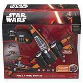 Star Wars - U-Command Poe's X-wing Fighter £20 @ Tesco Direct