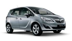 Vauxhall Meriva 1.4 life MPV Brand new £8495 with scrappage and associate discount @ pentagon
