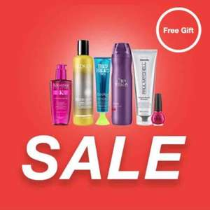 Supercuts UK Sale includes free gift on orders over £25