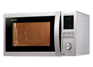 Sharp Combination Microwave Oven R982STM 42 Litre, Stainless Steel £99.50 down from £199 @ Tesco Direct