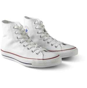 Chuck Taylor All Star Canvas High Top Sneakers £19.20 @ mrporter