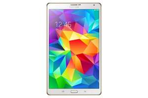 Samsung Galaxy Tab S 8.4 16GB white £169.97 @ PC World instore only