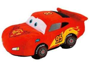 ** Disney Cars Lightning McQueen Cushion now £4 @ Tesco Direct (Free CnC) **