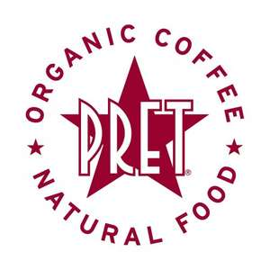 2x Free coffee / tea @ Pret A Manger - When you buy a hot drink to takeaway