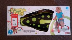 Scramble bug £9.99 @ Aldi Reading
