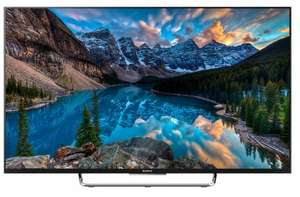 ** Sony KDL43W805CBU 43 Inch Smart 3D Youview/Android WiFi Built In NFC Motionflow XR 800Hz Full HD 1080p 2015 model LED TV with Freeview HD  [Energy Class A+] now £399 delivered @ Tesco Direct **