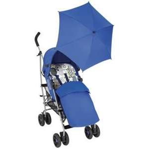 Mamas & Papas Swirl Graffiti Pushchair Package (Blue or Pink) - £64.99 - Argos