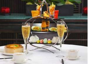 Le Chinois at Millennium Hotel Knightsbridge Dim Sum Afternoon Tea with Bellini Cocktail for 2 @LivingSocial