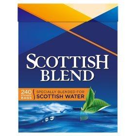 Scottish Blend 240 Pyramid Tea Bags £3 @ ASDA