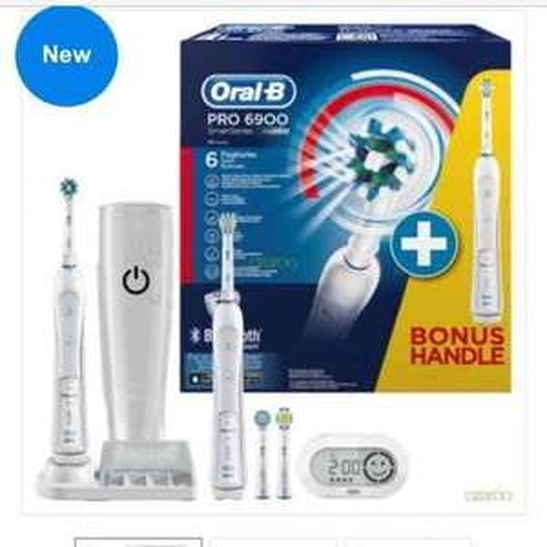 Braun oral b 6900 £83.35 @ Ozaroo