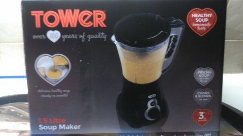Tower Soup Maker £19.99 @ Wilko in store