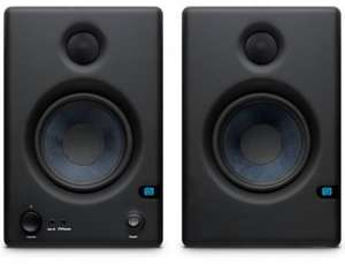 Presonus Eris 4.5 active studio/PC monitors £99.95 delivered @ Inta Audio