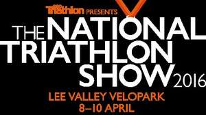 100 pairs of complimentary tickets for triathlon show at lee valley - 8th to 10th april, 2016