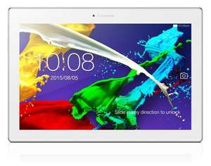 Lenovo A10 Tab 2 10.1-Inch Tablet (MTK 8165 Quad Core 1.5 GHZ Processor, 10.1 1920 x 1200 IPS Screen, 16 GB internal memory, up to 32 GB SD card, 2 GB RAM, 8 MP rear camera, 5 MP Front facing, Android 4.4) -@ Amazon