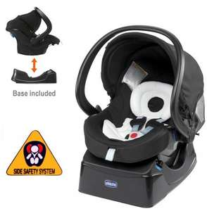 Chicco Autofix Group 0+ Car Seat with base Argos Ebay