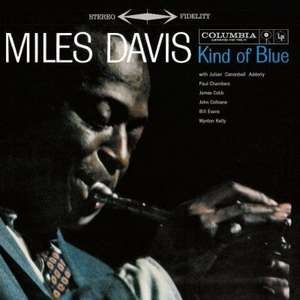 Miles Davis – Kind of Blue 180g Vinyl LP ONLY £4.99 @ deagostini.com