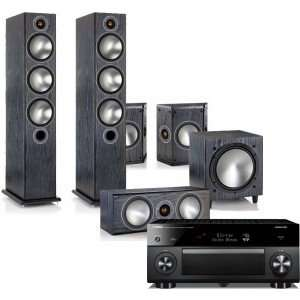 Yamaha RX-A2050 w/ Monitor Audio Bronze 6 (5.1) home cinema package £1899 @ Exceptional AV