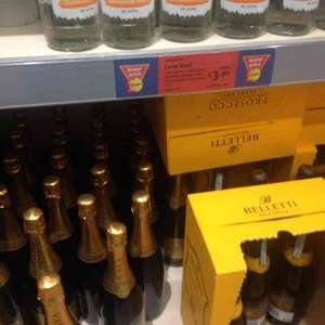 Aldi cava £3.89 bottle
