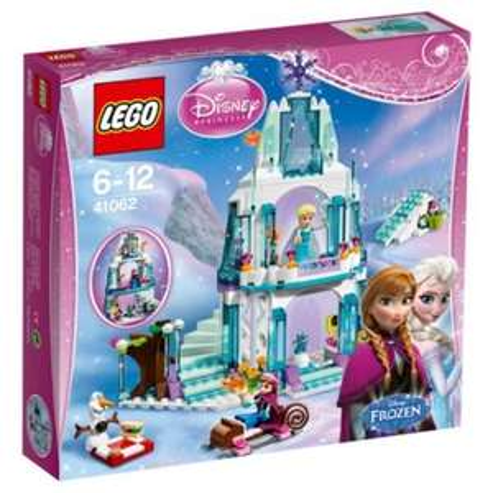 LEGO Disney Princess 41062: Elsa's Sparkling Ice Castle £24.99 @ AMAZON