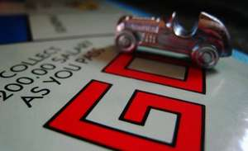 Monopoly Board Game £8.50 @ Sainsburys