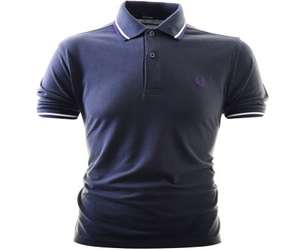 Fred Perry Polo shirts from £30 with code @ Terracemenswear.co.uk