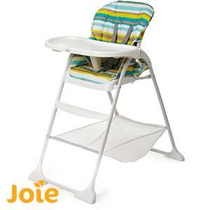 Joie Mimzy Snacker Highchair at Home Bargains C+C available