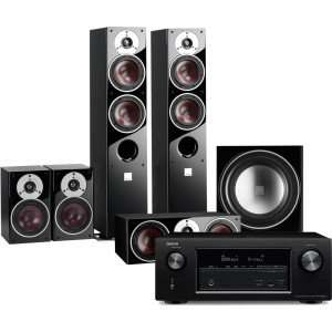 Denon AVR-X2200W with Dali Zensor 7 (5.1) Speaker Package - Includes Cable Bundle worth £143.99 - £1499 @ Exceptional audio visual