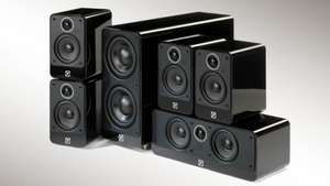 Q Acoustics 2000i 5.1 Surround Sound Speakers £349 @ Seven Oaks/Richer Sounds