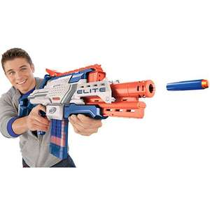 Nerf N Strike Elite Smart Blaster Now £29.96 was 49.99 was 79.99 @ toysrus