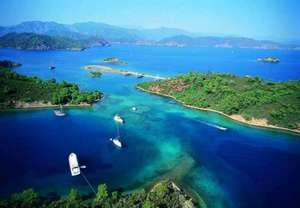 7 nights in Marmaris, Turkey £88.73pp (£177.46 total) including flights, excellent 3* hotel and transfers @ TravelRepublic
