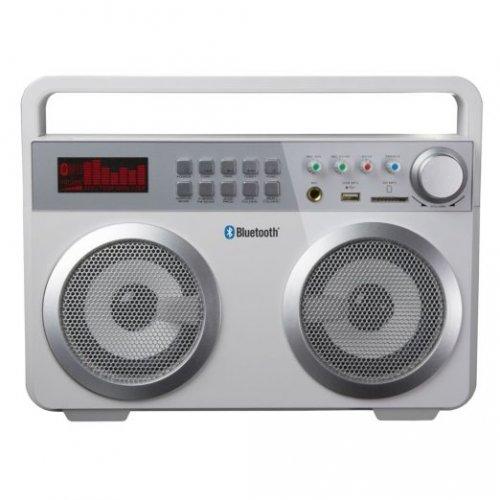 Bush High Power Boombox - Bluetooth, USB, SD Card MP3 Playback & FM Radio £19.95 @ Amazon