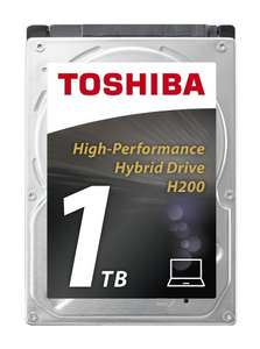 Toshiba H200 1TB SSHD Hybrid Drive £44 @ Amazon